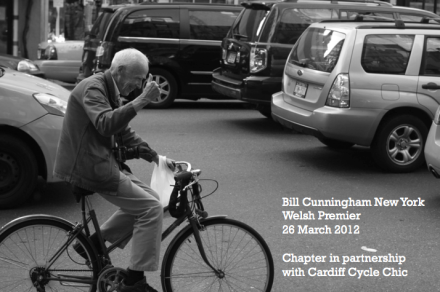 Image: Bill Cunningham New York