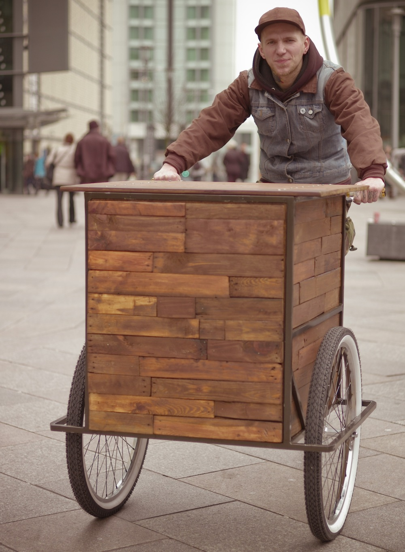 Punk Bikes does cargo